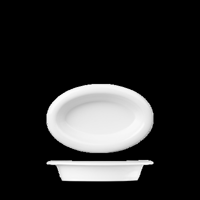 Small Oval Dish 190x125mm 7oz Carton of 12