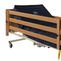 High Siderails for Bradshaw Low Bed