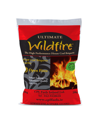 Wildfire Coal - 20KG