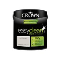 Crown Easyclean Matt Emulsion Dash Nutmeg 2.5L