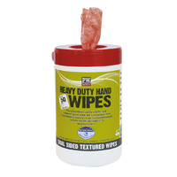 Heavy Duty Hand Wipes (50 wipes)