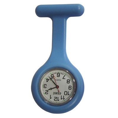 Fob Watch Nurses Blue Gel