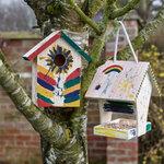 Gardman Paint Your Own Nest Box