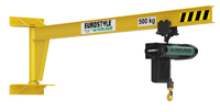 Verlinde VAI Wall Mounted Jib Crane (I Beam)