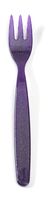 Forks Purple Sparkle Small - 17cm