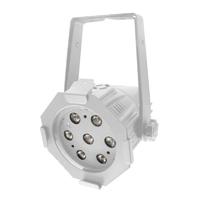 LEDJ Alu Compact Par White (7 x 4W CW/WW)