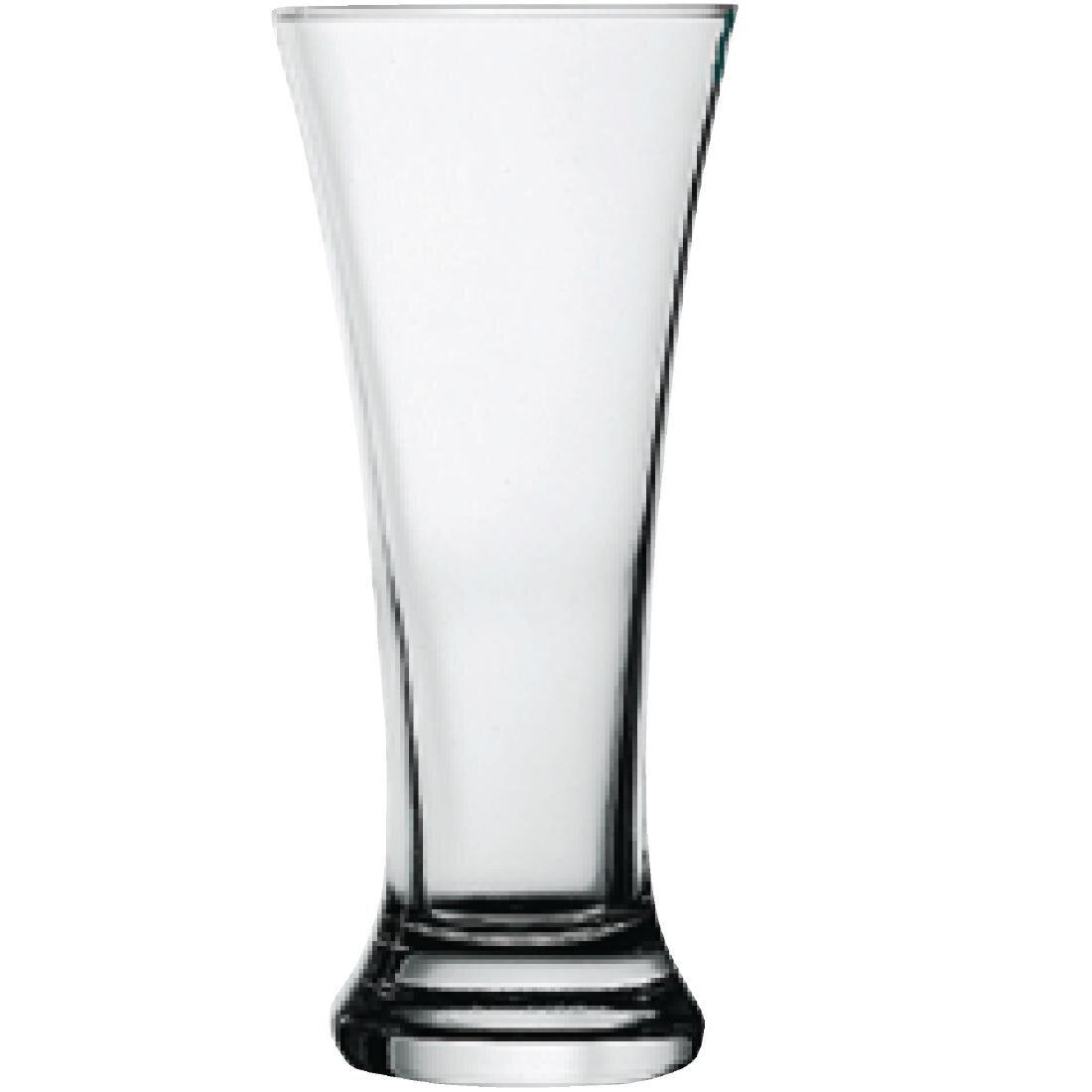 Arcoroc Pilsner Glass 10oz, (285ml). Case of 48