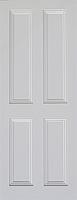 Indoors Ardmore 4 Panel Primed Door 80X32X44Mm