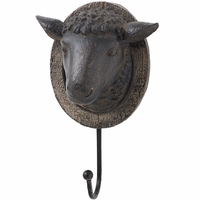 Sheep Head Coat Hook Hanger