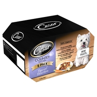 Cesar Foil Tray Country Kitchen Special Selection 150g 8pk x 14