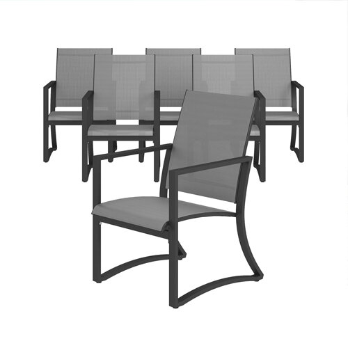 Capitol Hill Steel Patio Dining Set 3