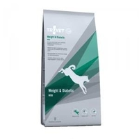 Trovet Weight & Diabetic (WRD) Canine Diet 12.5kg