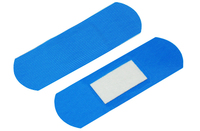 Blue Plasters