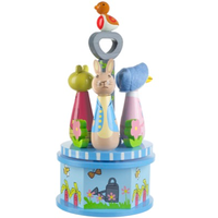 Musical Peter Rabbit Carousel