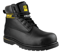 Caterpillar Holton Black S3 Full Safety Boot