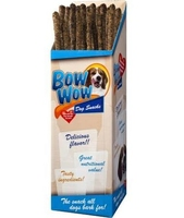 "Bow Wow Goose Liver Sausage 19"" x 12"