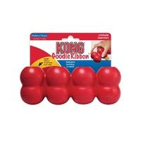 Kong Red Goodie Ribbon - Medium x 1