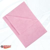 VELLETTE CLOTH RED 25pk