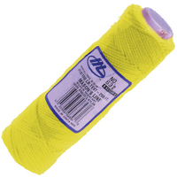 250FT BUILDERS LINE FLUO YELLOW