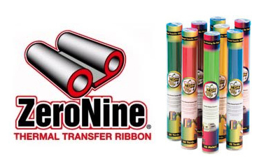 Zero Nine Transfer Ribbons