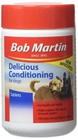 Bob Martin Delicious Dog Condition 100 Tab x 1