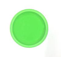 17cm Plate Lime - Narrow Rim