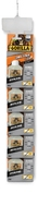 1244005 50ML GORILLA GLUE CLEAR CLIP STRIP X 5