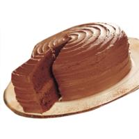 Chocolate Fudge Cake Redstar 14 Slices