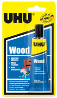 U37585 UHU WOOD ADHESIVE 27ML