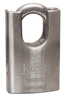 60MM STEEL LOCK CLOSED SHACKLE