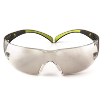 3M™ SecureFit™ Safety Glasses, Anti-Scratch / Anti-Fog, Clear Lens, SF401AS/AF-EU
