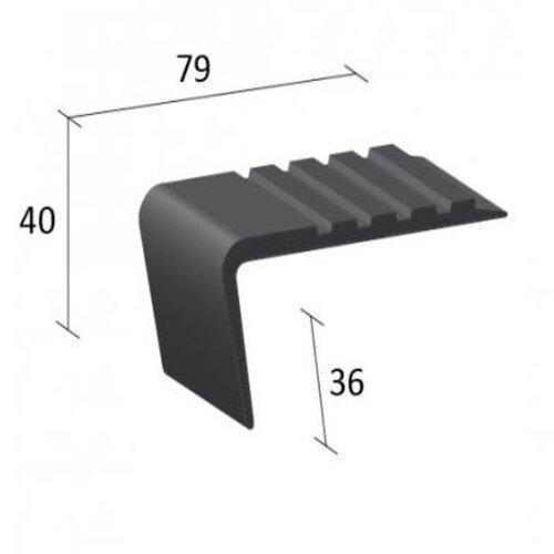 EQESN7 Flexible Stair Nosing