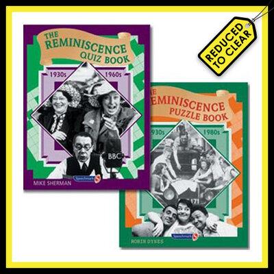 Reminiscence Quiz Book