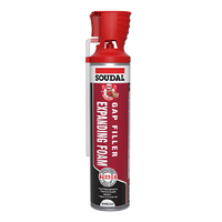 Soudal B3 Gap Filler Expanding Foam - Genius Gun 600ml