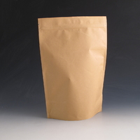 1kg Kraft stand up pouch.