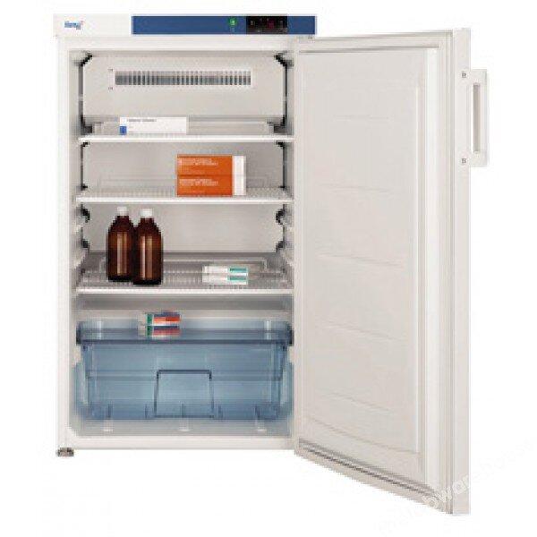 Pharmacy Refrigerator 142L, Solid Door 3