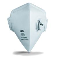 Uvex FFP3 Dust Mask Silv-Air, Flat Fold