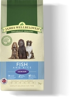 James Wellbeloved Senior Dog - Fish & Rice 15kg