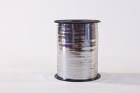 5MM CURLING METALLIC RIBBON X 500YDS SILVER