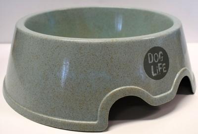 Dog Life Non-Tip Bio-Plastic Wheat Bowl 1250ml x 1