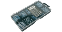 Assorted Wood Screw Set - 215pcs