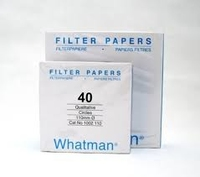 Filter Paper Circles Whatman Grade No.40