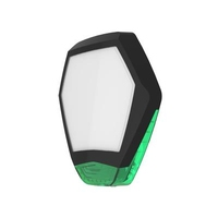 Texecom Odyssey X3 Cover (Black/Green) WDB-00