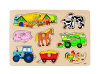 Farm II Puzzle (P/Sng Min 1)
