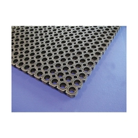 Floor Matt Anti Fatigue Black 1.5 Metre x 1 Metre x 23mm
