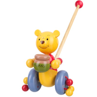 Winnie the Pooh push along