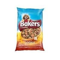 Bakers Complete Senior Bites 12.5kg