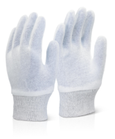 Ladies Cotton Liner Glove
