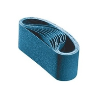Super-Cut Grit 36 Zirconia Linishing / Sanding Belts