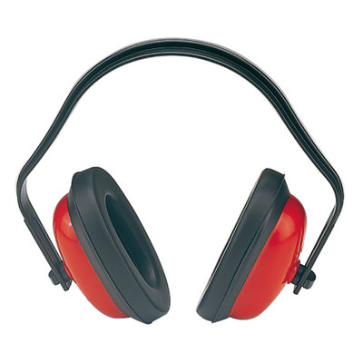 FOURLAKES B612 EAR MUFFS (PAIR) WITH ADJUSTABLE HEADBAND